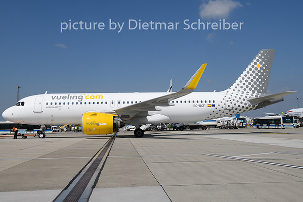 2019-05-01 EC-NCF Airbus A320neo Vueling