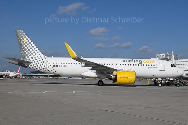 2019-11-01 EC-NDB Airbus A320neo Vueling