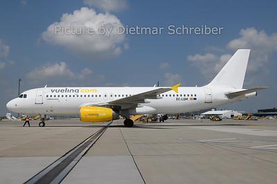 2019-06-19 EC-LQM Airbus A320 Vueling