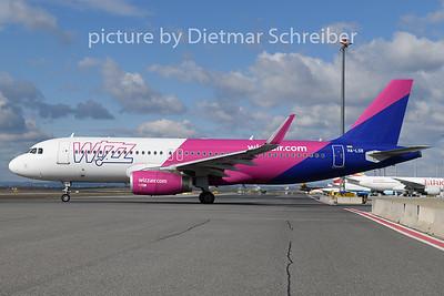 2020-02-27 HA-LSB Airbus A320 Wizzair
