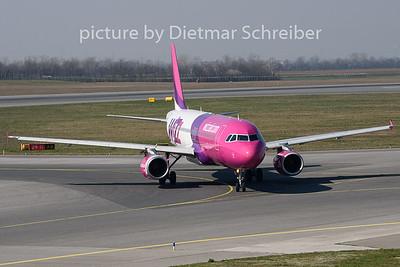 2020-03-19 Airbus A320 Wizzair