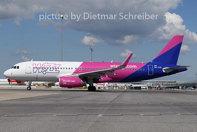 2020-07-04 HA-LSA Airbus A320 Wizzair