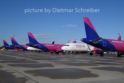 2020-06-03 Airbus A321 Wizzair