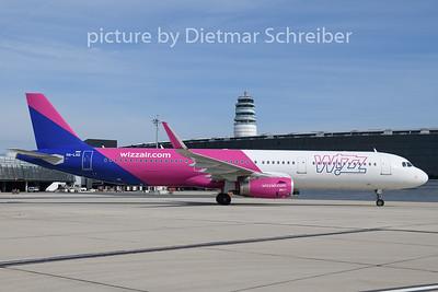 2020-08-02 HA-LXG Airbus A321 Wizzair