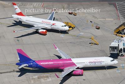 2020-05-07 HA-LXD Airbs A321 Wizzair