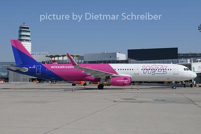 2020-03-24 HA-LXD Airbus A321 Wizzair