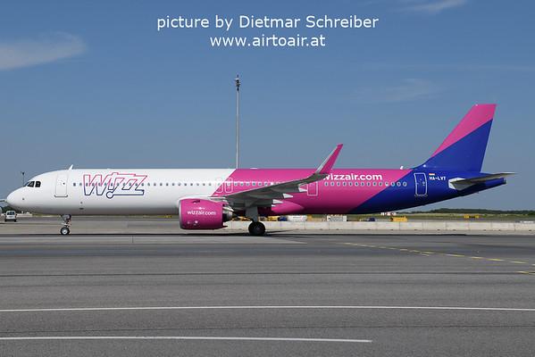 2021-09-06 HA-LVT Airbus A321neo Wizzair