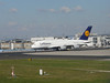 another A380 passing us in Frankfurt