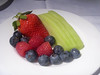 119 fresh fruit at breakfast