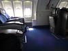 705 LH FRA-DEN first class cabin
