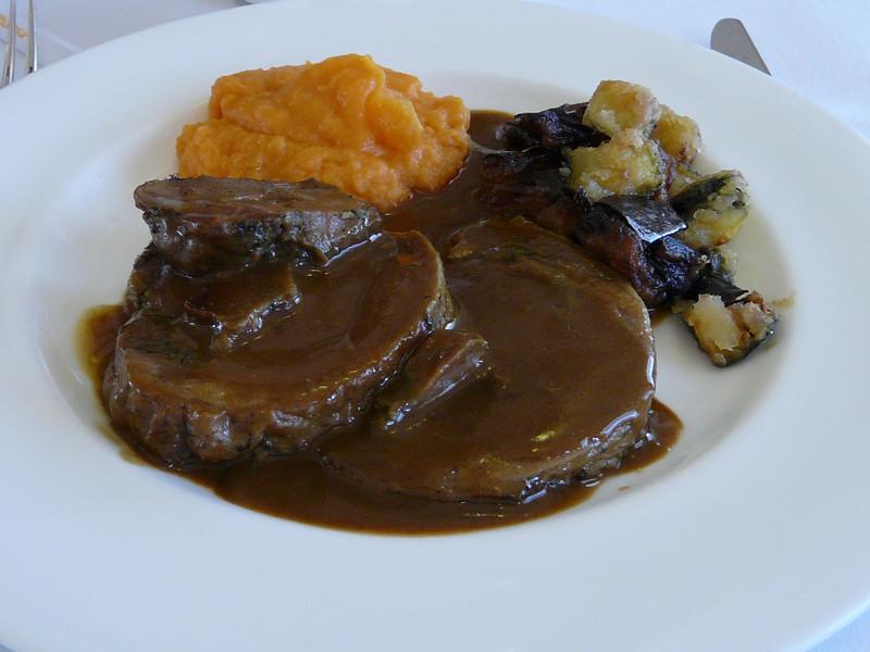 707 LH FRA-DEN lamb lunch