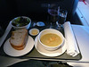 20100604 SYD-SFO 747 broccoli soup