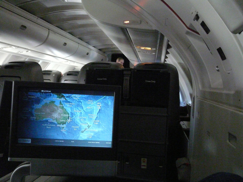 2013 Qantas LAX-SYD + prior flights - tom911