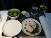 2009 May SYD-SFO: smoked taragon chicken salad with mayonnaise dressing