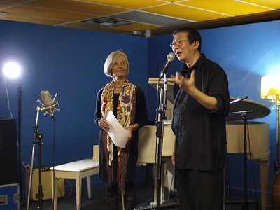 Bradley Parker Sparrow, Joanie Pallatto, and Jeff Chan were honored by Asian Improv Arts Midwest at the 17th Annual Chicago Asian American Jazz Festival for their lifetime Cultural Achievements!