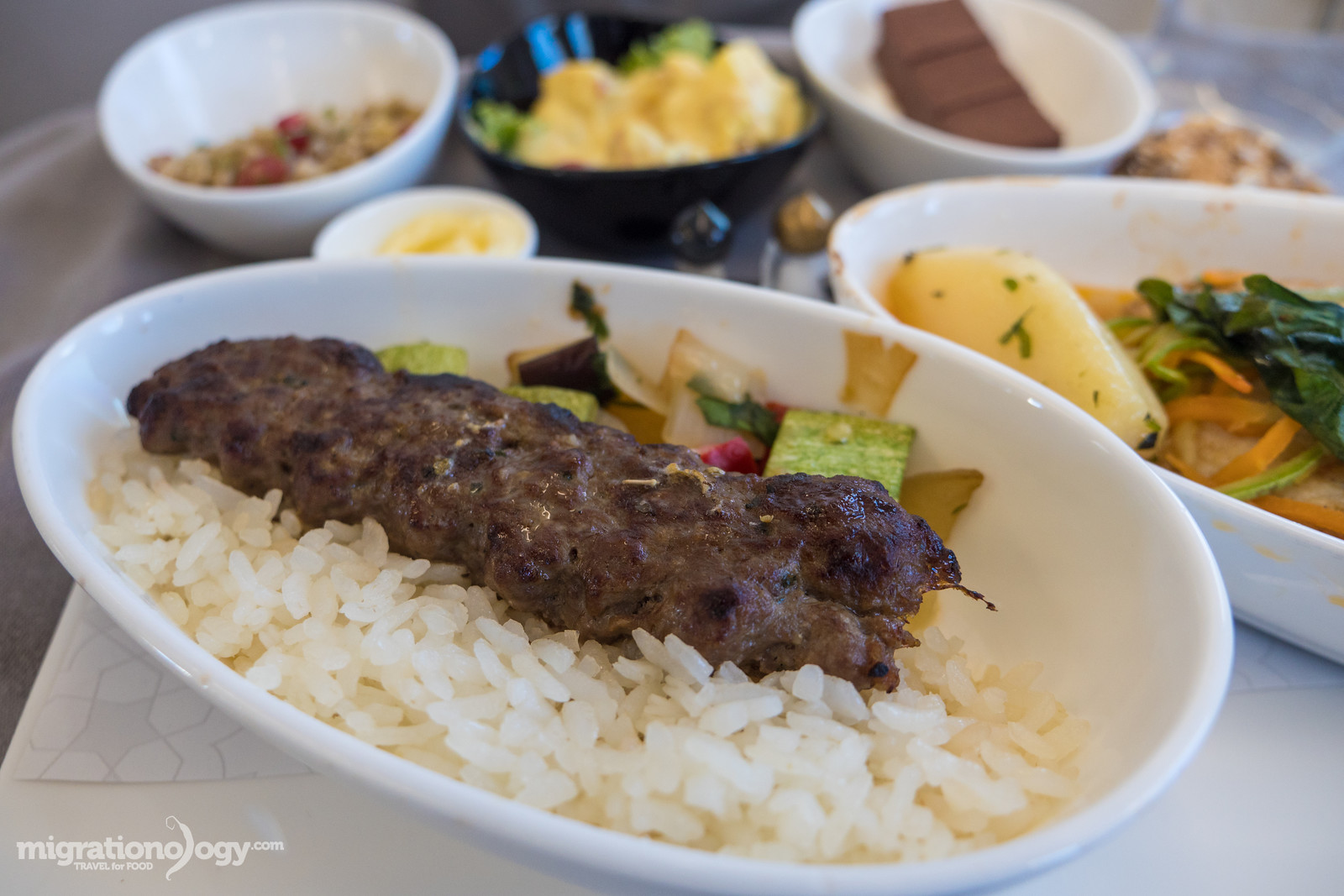 土耳其航空食品