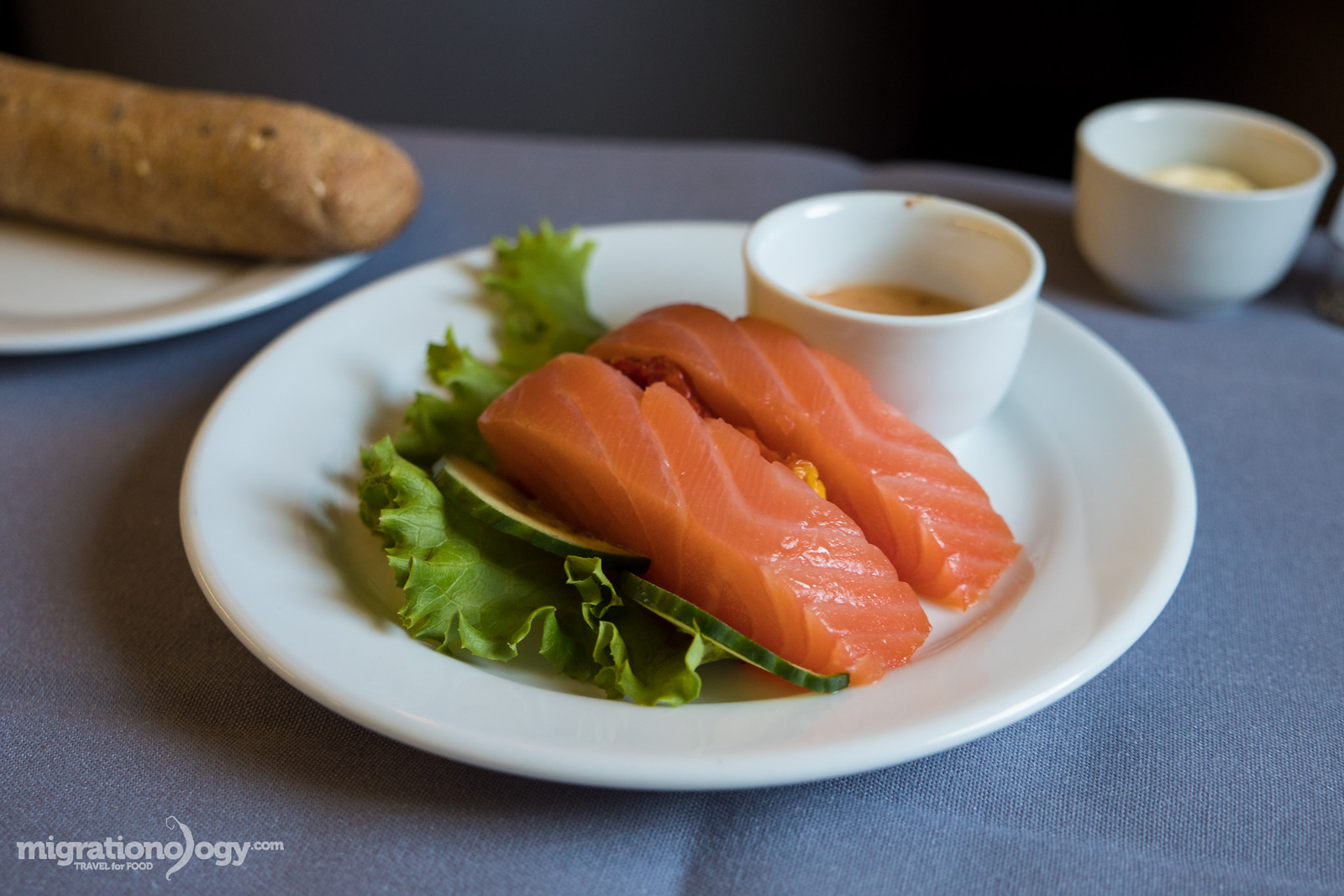 美国联合航空公司的食物
