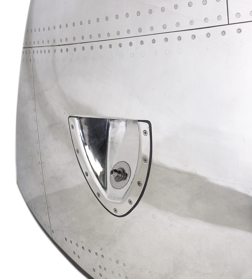 DC-8 Cowling Desk - close up