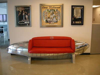 Albatross Float Tank Couch
