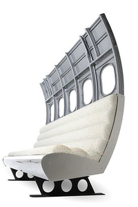 Fuselage Bench Seat