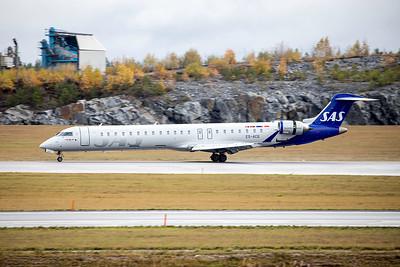 SAS Mitsubishi CRJ