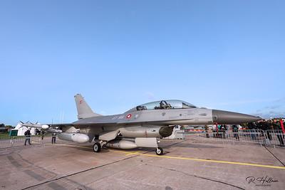 F-16BM Fighting Falcon
