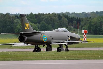 SAAB J32 Lansen