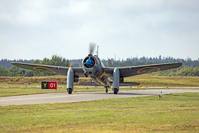 "Saab B17 ""Blå Johan"""