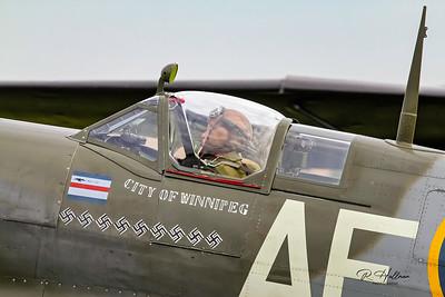 Supermarine Spitfire Mk LF Vb