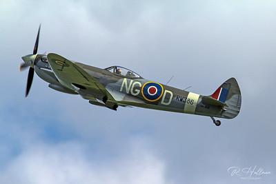 Supermarine Spitfire LF Mk. XVIe