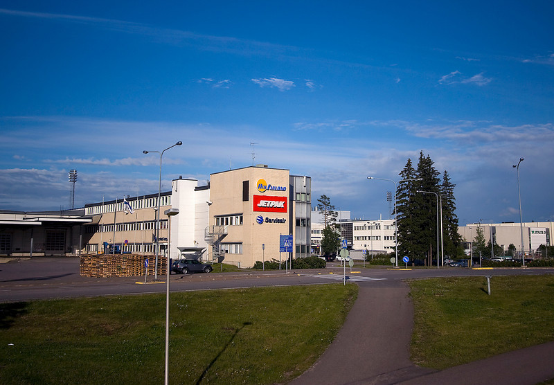 Air Finland Headquarters