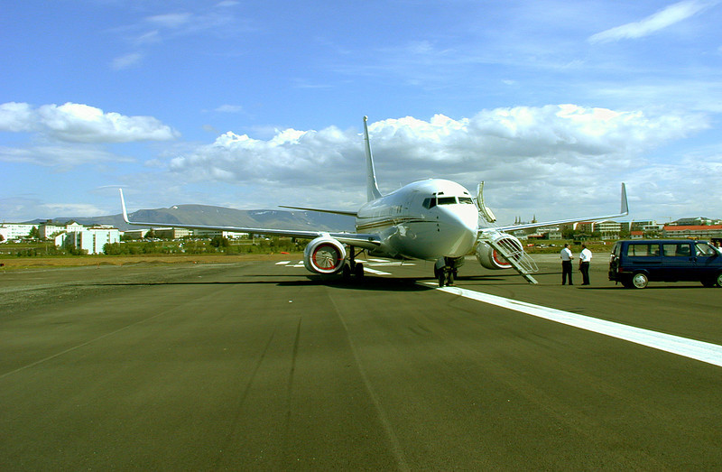 BBJ (Boeing Business Jet) B737-700