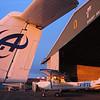 Eitt sinn var þemað hjá skólanum að vélarnar bæru Paint Scheme flugvélagana sem stóðu að skólanum. Icelandair (Air Iceland), Atlanta, og Íslandsflug.