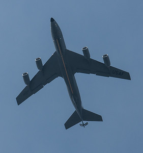 KC 135 Over my House