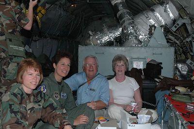 Tanker Refuling McConnell AFB June 2005