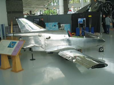 BD-5 Airplane in Oregon 08
