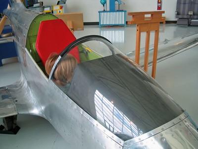 BD-5 Airplane in Oregon 13