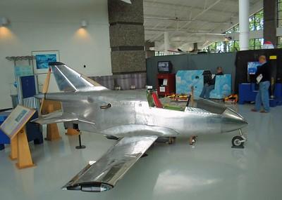 BD-5 Airplane in Oregon 10