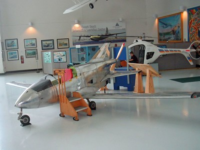 BD-5 Airplane in Oregon 00