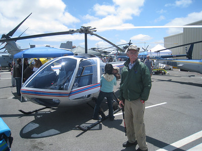 Hiller Helicopter Show 201011