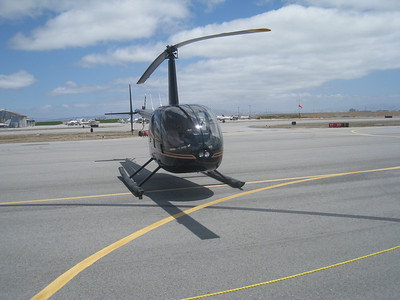 Hiller Helicopter Show 20109