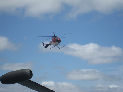 Hiller Helicopter Show 201018