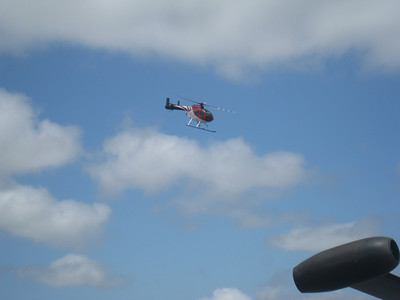 Hiller Helicopter Show 201020