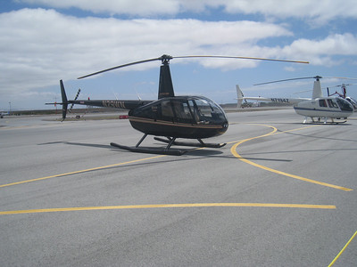 Hiller Helicopter Show 20108