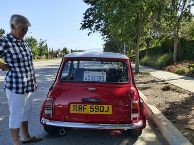 Rover Mini 1970  5