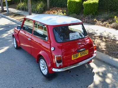 Rover Mini 1970  4