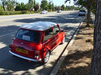 Rover Mini 1970  3