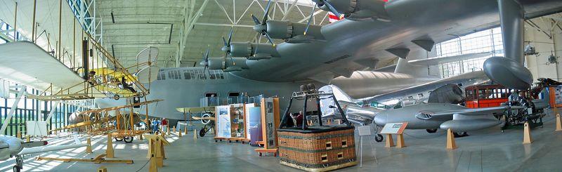 Spruce Goose Evergreen Museum 004