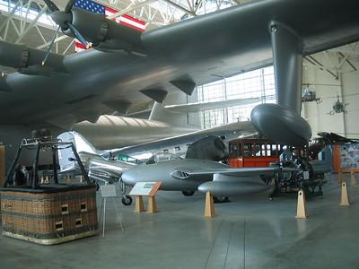 Spruce Goose Evergreen Museum 030
