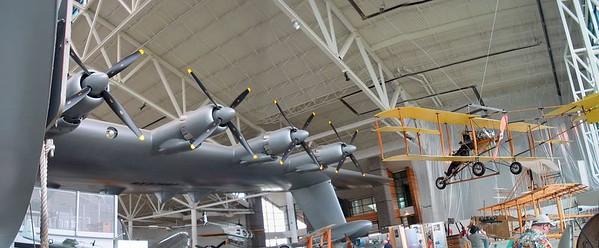 Spruce Goose Evergreen Museum 027